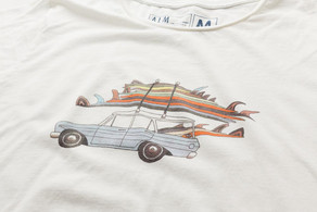 Rad Cars x Almond