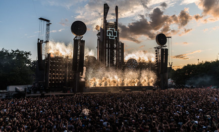 Rammstein @ Roeser Luxembourg