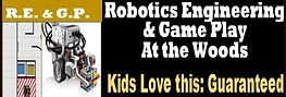Maryland Robotics Camp. Maryland Kids Summer Camp: STEM - Robotics, Engineering & Game Play