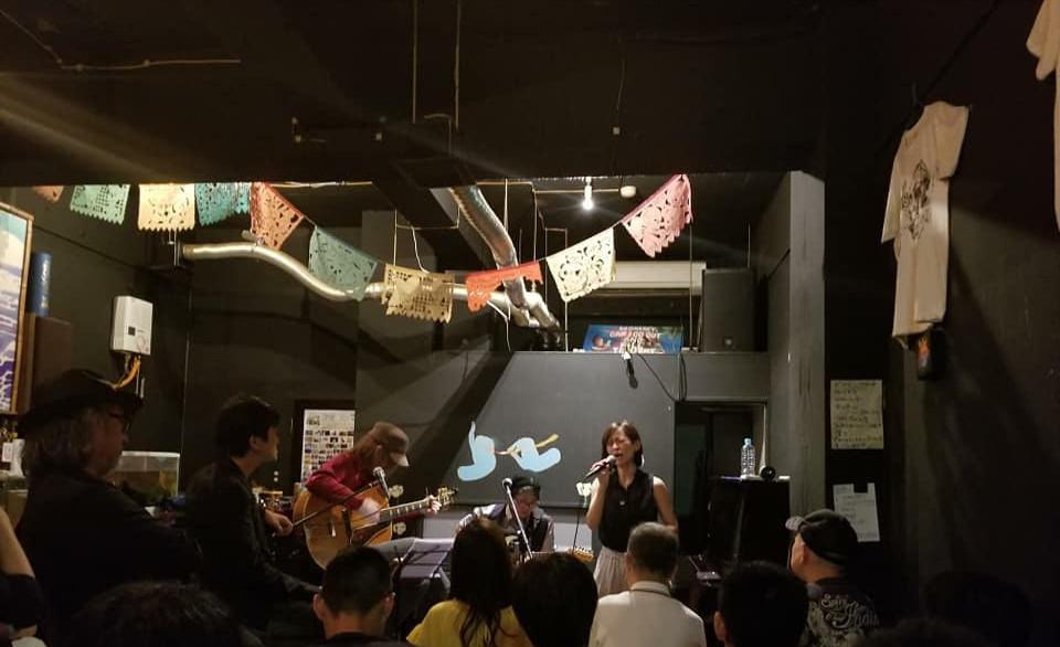 Melody On Leeward tour @Osaka 2