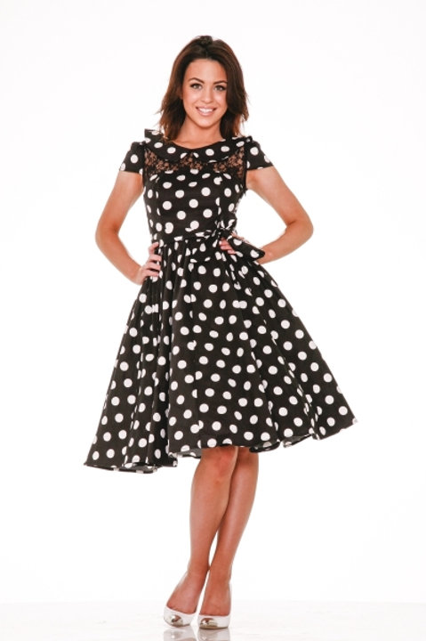 Teacher's Pet Swing Dress