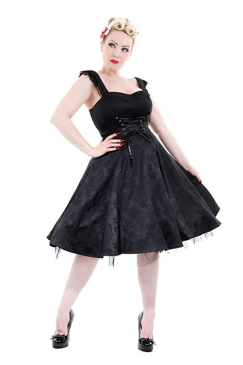 Brocade Cocktail Dress