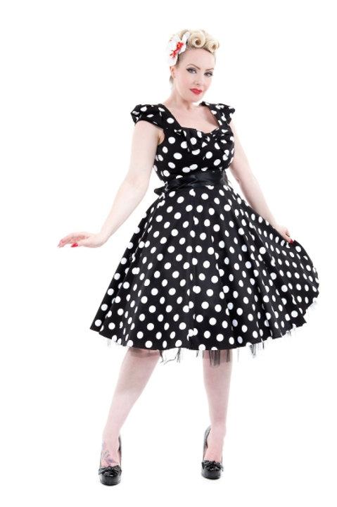 Minnie Swing Dress