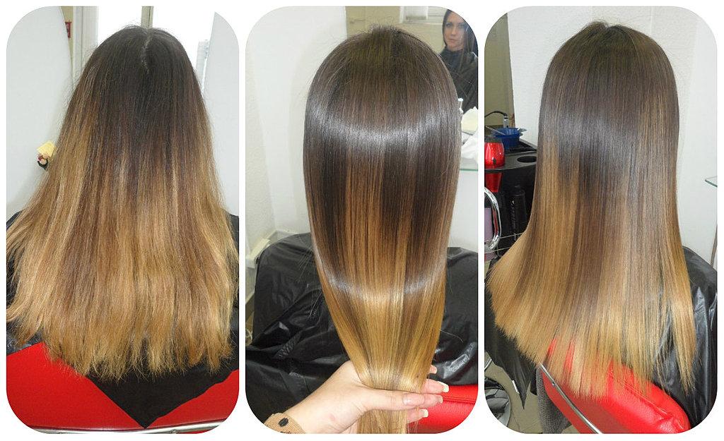 Кератиновое выпрямление волос киров цена