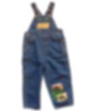 John Deere Children's Bib Overalls