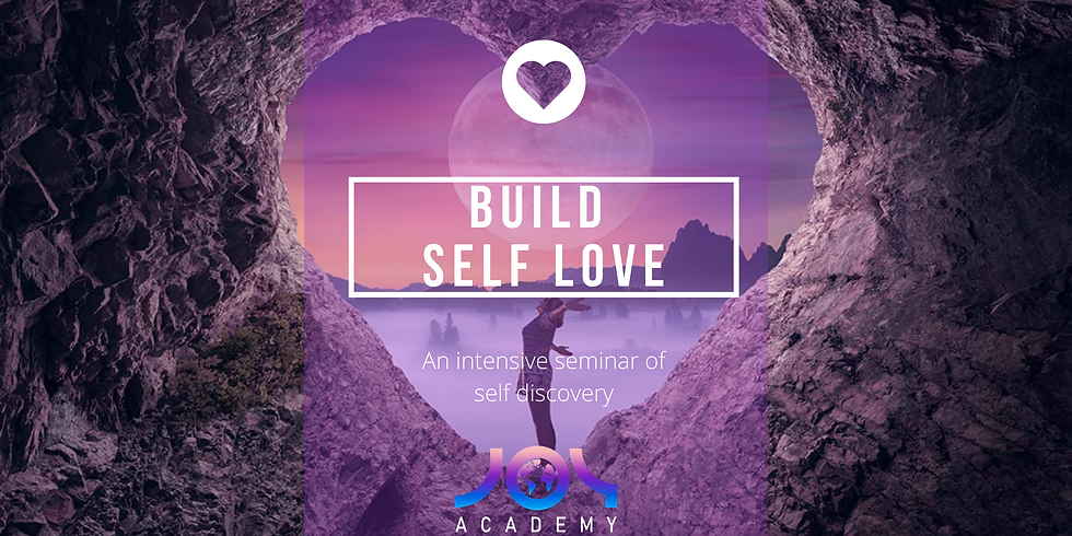 How to Build Self-Love