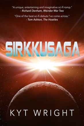 New Release: Sirkkusaga by Kyt Wright