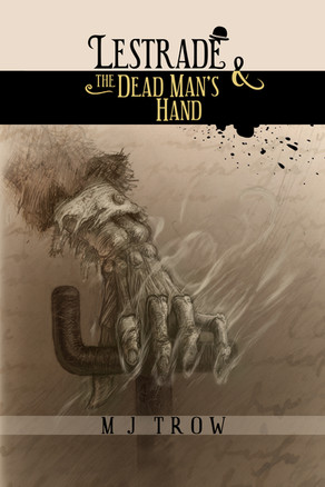 'Lestrade and the Dead Man's Hand' by M. J. Trow