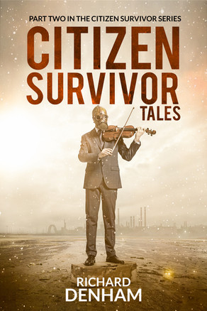 New Release: Citizen Survivor Tales - Audiobook version