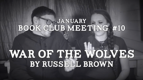 Oh, Calamity! Book Club Review War of the Wolves by Russell Brown