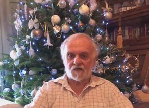 A short history of Christmas. A video by author and historian M. J. Trow