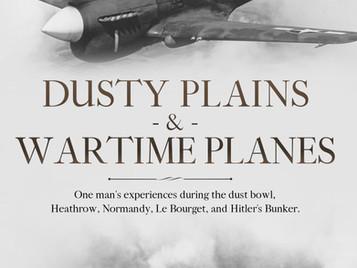 New Release: Dusty Plains & Wartime Planes by John Wait
