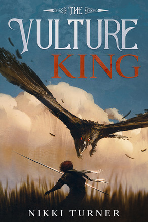 New Release: The Vulture King by Nikki Turner