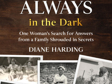 Press coverage for 'Always in the Dark' by Diane Harding.