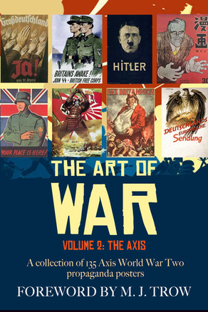 New Release: The Art of War: Volume 2 - The Axis by Artemis Design