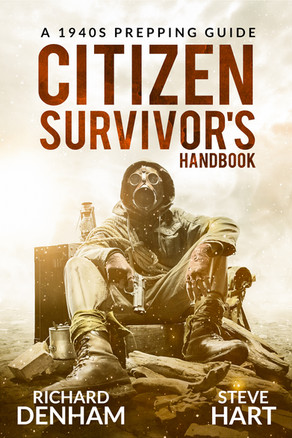 New Release: Citizen Survivor's Handbook - Audiobook Version