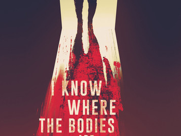 New Release: I Know Where the Bodies are Buried by Chris Bedell
