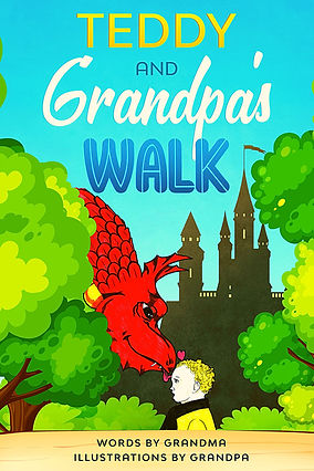 Teddy and Grandpa's Walk.jpg
