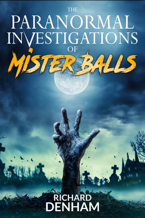 New Release: The Paranormal Investigations of Mister Balls - Audiobook version