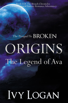 New Release: Origins: The Legend of Ava by Ivy Logan