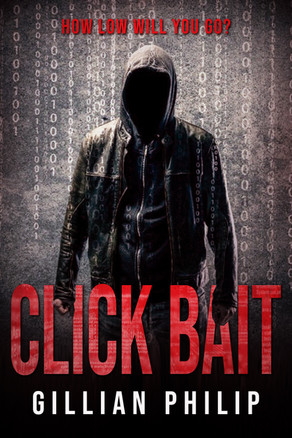 New Release: Click Bait by Gillian Philip