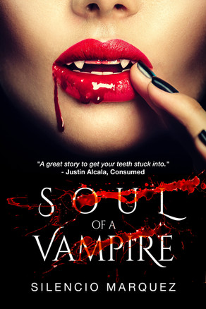 New Release: Soul of a Vampire by Silencio Marquez