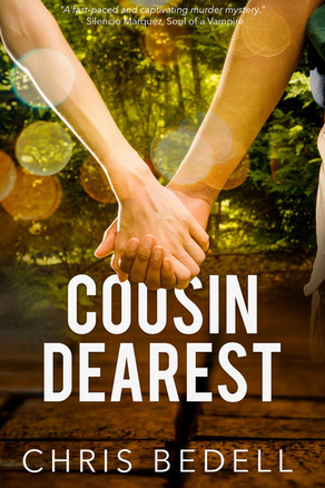 New Release: Cousin Dearest by Chris Bedell