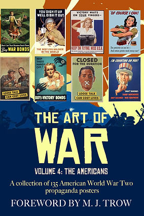 The Art of War Volume 4 The Americans.jp