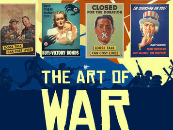 New Release: The Art of War: Volume 4 - The Americans