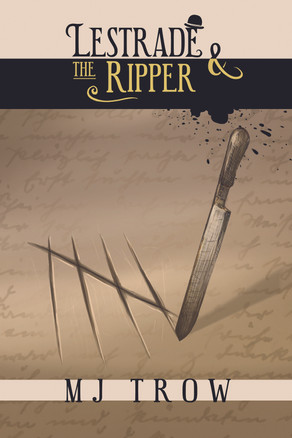 'Lestrade and the Ripper' by M. J. Trow