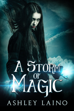 New Release: A Storm of Magic by Ashley Laino