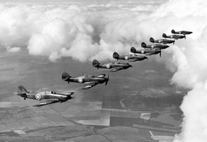 The Battle of Britain, the last stand against the Reich. A fascinating video by historian M. J. Trow