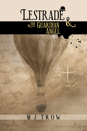 'Lestrade and the Guardian Angel' by M. J. Trow