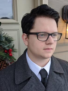 Author Interview: Patrick Tillett