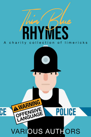 New Release: Thin Blue Rhymes: A Charity Collection of Limericks