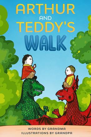 Arthur and Teddy's Walk