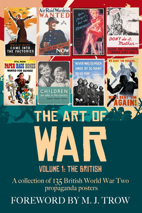 New Release: The Art of War: Volume 1 - The British