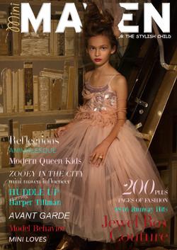 Mini Maven Inaugural Issue Cover