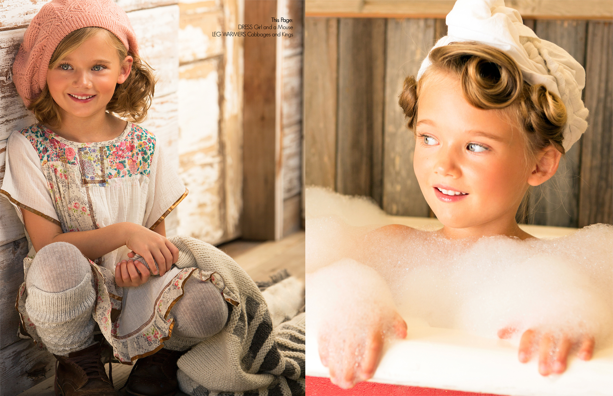 Little Ones Magazine Winter 2015