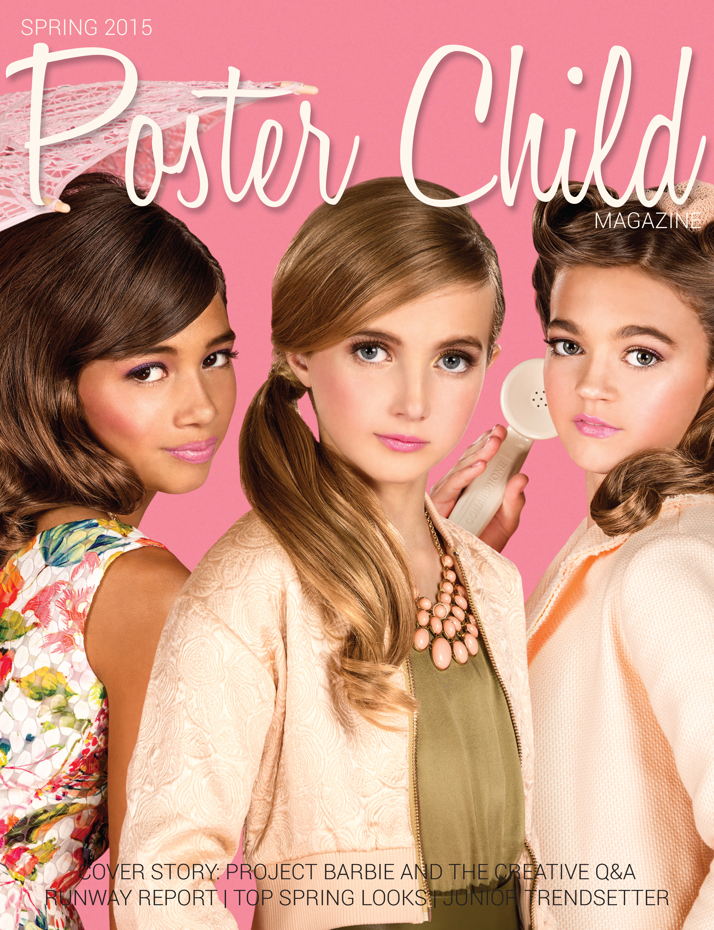 Poster Child Magazine 2015