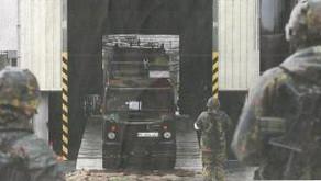 """Slogan: """"Frei von deutschen Teilen"""" Vortragsabend zur Sicherheitspolitik"""