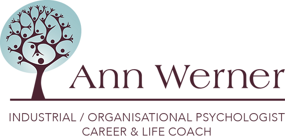 Ann Werner is an Industrial/Organisational Psychologist, Life, Careerand Business coach