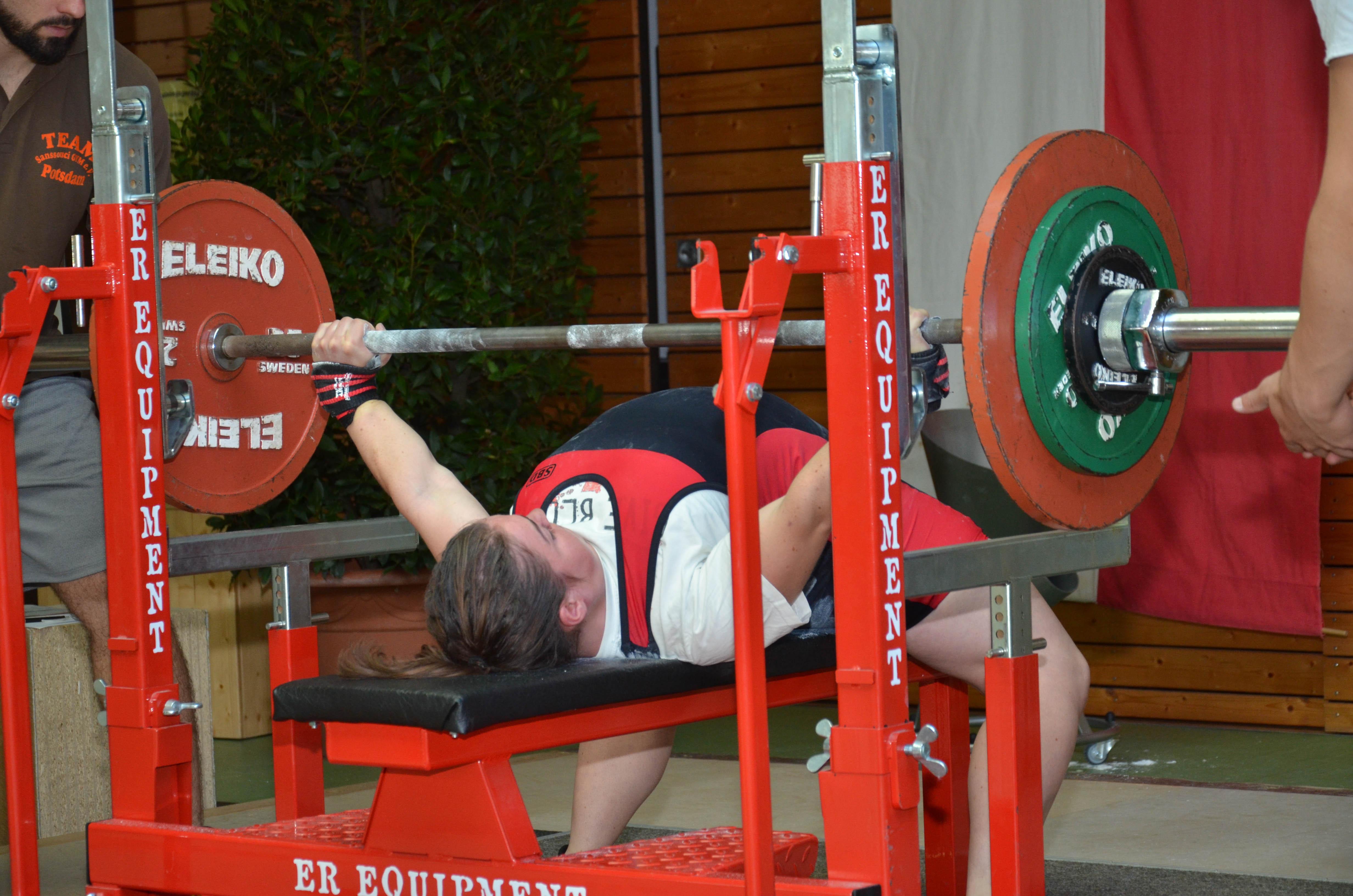 TSV Kraftsport und Fitness Meisterschaft