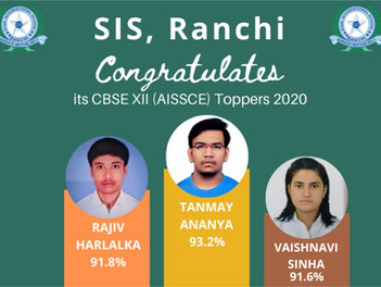 Our stars shine again in CBSE exams!