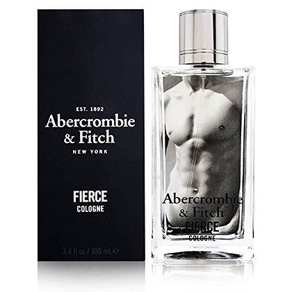 Abercrombie & Fitch Fierce 100ml Cologne For Men בושם לגבר