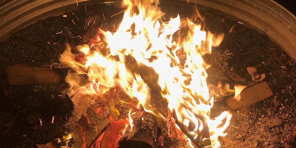 Campfire Friday  - Co-Owner Emma's  Birthday!