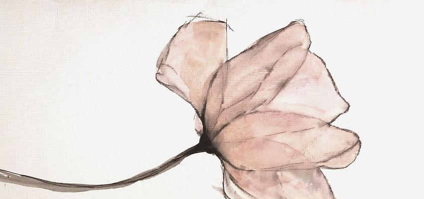 flower watercolour