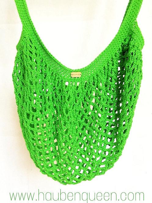 Einkaufsnetz Grün
