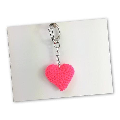 Schlüsselanhänger Herz azalle