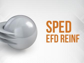 EFD-Reinf ganha novo leiaute